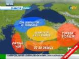 4 Temmuz 2014 - Türkiye Geneli Hava Durumu (Ankara-İstanbul-İzmir-Antalya) - 04-07-2014