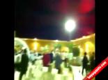 Gazze'den Atılan Roket Düğünü Yarıda Kestirdi