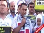 Dünya Rabia Gününde Mısır Darbesi Tüm Yurtta Protesto Edildi