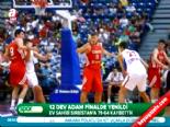 Türkiye 64 - 79 Sırbistan Basketbol Maçı Özeti