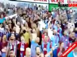 Trabzonspor taraftarından Cardozo bestesi (Ayşe Hatun Önal Çak Bi Selam)