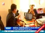 AK Parti döneminde sosyal yardımlar 15 kat arttı