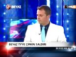 Beyaz TV muhabiri Anıtkabir'deki saldırıyı anlattı
