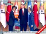 Melih Gökçek ve Kadir Topbaş, Başbakan Erdoğan'a hediye verdi
