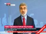 taner yildiz - Enerji Bakanı Taner Yıldız elektrik kesintileri ile ilgili açıklama yaptı haberi