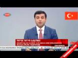 Selahattin Demirtaş, TRT'de TRT'yi Eleştirdi
