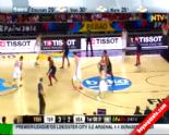 Türkiye A Milli Takım - ABD: 77-98 Basketbol Maç Özeti (2014 FIBA Dünya Kupası)