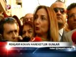 Vatandaştan Nazlıaka'ya su tepkisi