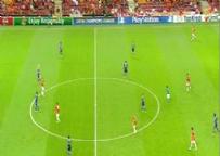 Galatasaray Anderlecht: 1-1 Maç Özeti İzle (16 Eylül 2014)