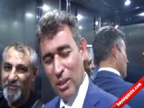 TBB Başkanı Metin Feyzioğlu asansörde kaldı