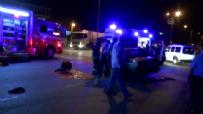 Trafik kazası: 2 ölü 3 yaralı - DENİZLİ