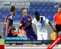 İstanbul Başakşehir Trabzonspor Maçında Olay! Halilhodzic ve Hakem Halis Özkahya...
