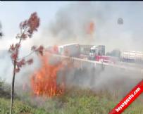 Adana Ceyhan'da zincirleme trafik kazası