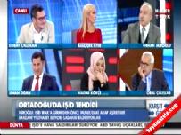 Orhan Miroğlu ile Koray Çalışkan arasında gergin anlar