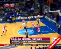 Fenerbahçe Ülker Kızıl Yıldız: 75-66 Basketbol Maç Özeti (24 Eylül 2014)