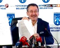 Ankara Büyükşehir Belediye Başkanı Melih Gökçek'in 27 Eylül 2014 Basın Açıklaması