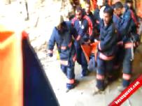 İstanbul metrosunda korkunç kaza!