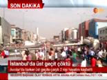 İstanbul Avcılar'da Üst Geçit Çöktü: 2 Ölü 2 Yaralı