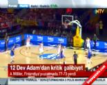 Türkiye Finlandiya: 77-73 Basketbol Maç Özeti (2014 FIBA Dünya Kupası)