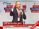 chp kurultay - Muharrem İnce, Ahmet Davutoğlu'nu hatırlattı