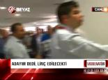 chp kurultay - CHP'nin Kongresinde Gergin Anlar