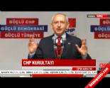 chp kurultay - CHP Genel Başkanı Kemal Kılıçdaroğlu 18. Olağanüstü Kurultay Açılışını Yaptı