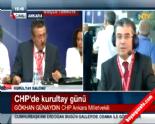 chp kurultay - CHP Ankara Milletvekili Gökhan Günaydın'dan Kurultay Açıklaması (CHP 18. Olağanüstü Kurultay)