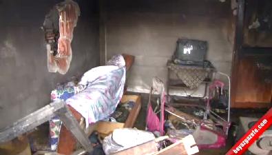 Rize'nin Pınarbaşı Köyünde Sobadan Çıkan Yangında Genç Çift Hayatını Kaybetti!