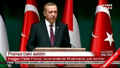 Cumhurbaşkanı Erdoğan: Hangi yüzle oraya gitti
