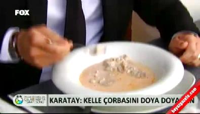 Karatay: Doya doya kelle çorbası için