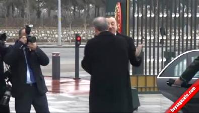 Azerbaycan Devlet Başkanı Aliyev Ankara'da