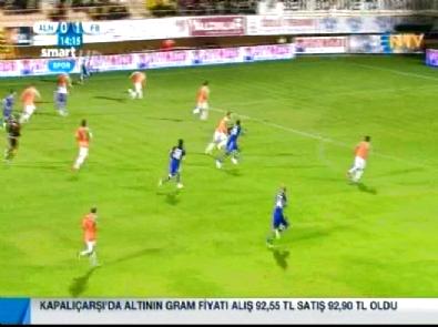 Fenerbahçe Alanyaspor: 2-2 Hazırlık Maçı Özeti ve Golleri (15 Ocak 2015)