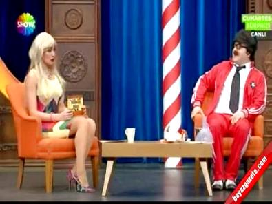 adnan oktar - 16 Ocak Güldür Güldür Show Son Bölüm - Şevket'ten Adnan Oktar Taklidi!