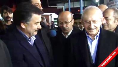 Kılıçdaroğlu: Ben isterim ki 2010-2011 sezonu şampiyonu Trabzonspor olsun