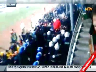 Ankaragücü Kahramanmaraşspor Maçında Protokol Tribününde Kavga Çıktı!