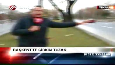 Provokatörler Ankara'da yine iş başında