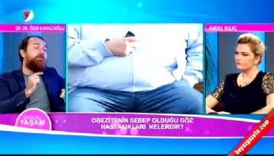 Kavalcıoğlu: Obezite göz hastalıklarına sebep oluyor