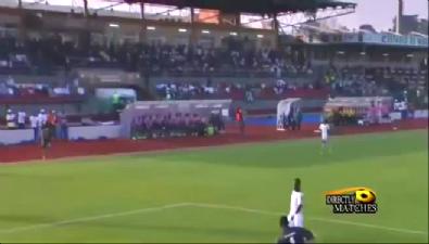 afrika - Moussa Sow'dan altın gol
