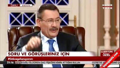 Gökçek: ODTÜ'ye CHP'liler karşı çıktılar ama en çok onlar geçiyor