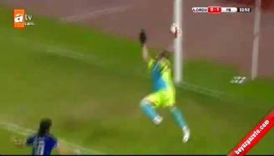 Fenerbahçe: 2 Altınordu: 1 Ziraat Türkiye Kupası (Maç özeti, goller)