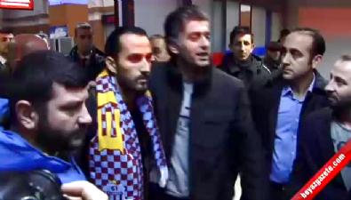 Trabzon'da Erkan Zengin coşkusu