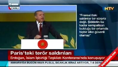 Cumhurbaşkanı Erdoğan'dan çok sert sözler