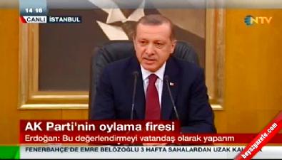 Cumhurbaşkanı Recep Tayyip Erdoğan: Merkez Bankası mesajlarımızdan nasibini almamış