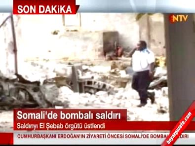 Somali'de Türk Konvoyuna Saldırı.. Kızılay Müdürü Yardımcısı Mümtaz Tümsek'den İlk Açıklama!