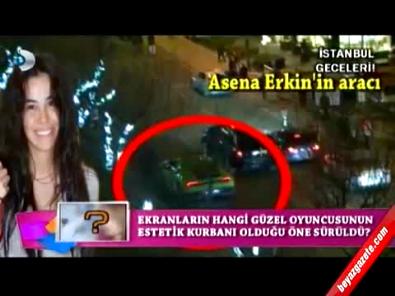 Caner Erkin'in Eşi Asena Erkin 1.8 Milyon Liralık Lamborghini'siyle Kaza Yaptı!