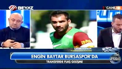 Engin Baytar Bursaspor ile prensipte anlaştı