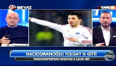Tolgay'ın babası: Tolgay'ın gönlü Beşiktaş'tan yana