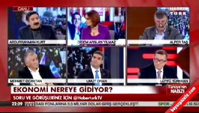 Türkiye'nin Nabzı-Abdurrahman Kurt: Kamunun dış borcu azaldı