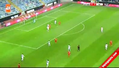 Kayserispor 1 - 0 Fenerbahçe GOL: Sinan Bakış