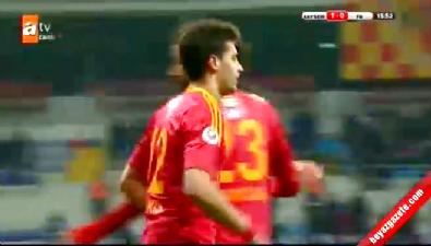 Kayserispor 1 - 1 Fenerbahçe Ziraat Türkiye Kupası Maçı (Goller)